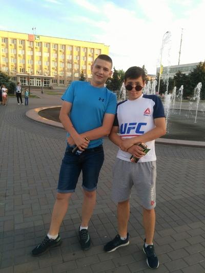 Дмитрий Егоров, Бузулук