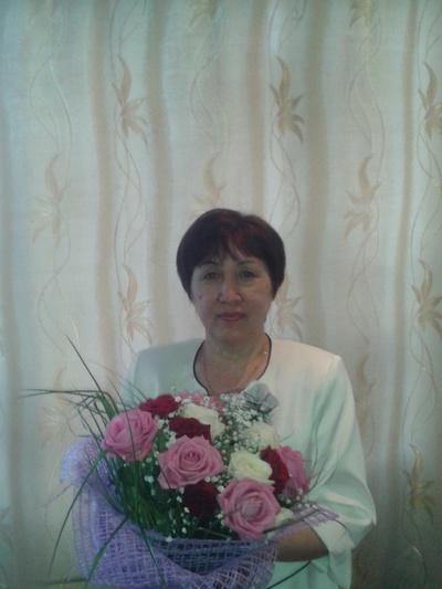 Зинаида Мухаметова-Алиева