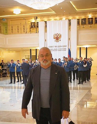 Георгий Захмылов, Москва