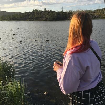Анна Егороваа, Заполярный