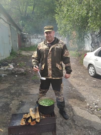 Николай Ливенцов, Белгород