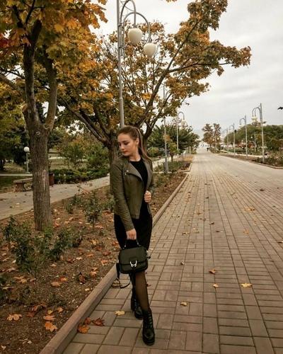 Лейла Куликова, Москва