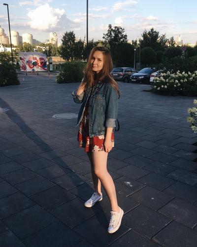 Маргарита Родочинская
