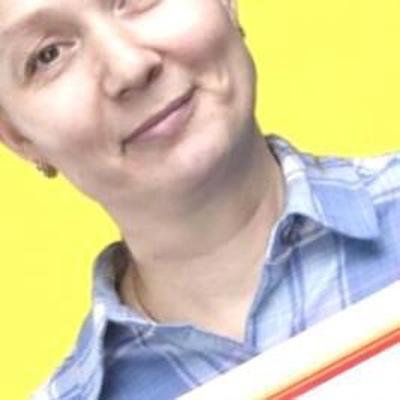 Оксана Троицкийа