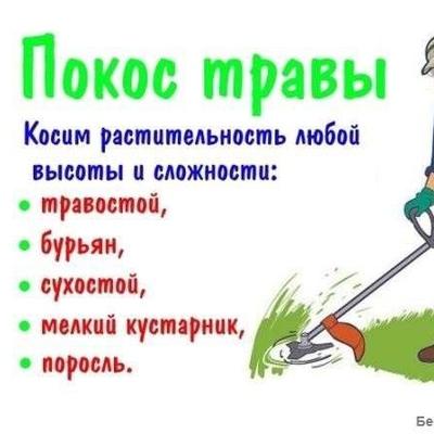 Покос-Травы И-Растительности, Симферополь