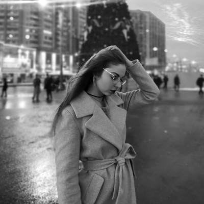 Карина Ушакова, Санкт-Петербург