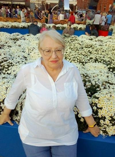 Татьяна Петровна-Магомедова, Москва