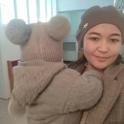 Nargiza Zhalalova