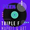 30-31 октября TRIPLE F - GEEK МАРКЕТ & ART