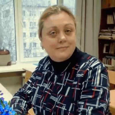 Виктория Хоронько