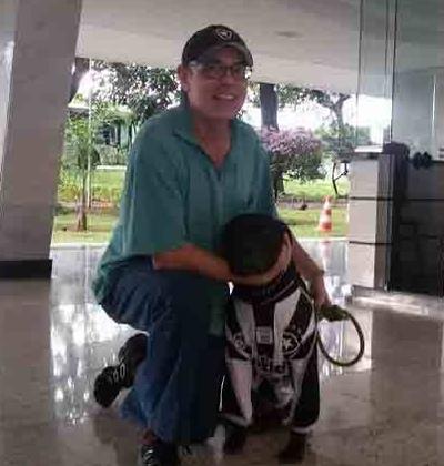 Cesar Ferreira, Brasília