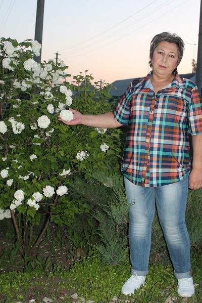 Ольга Гурова, Липецк