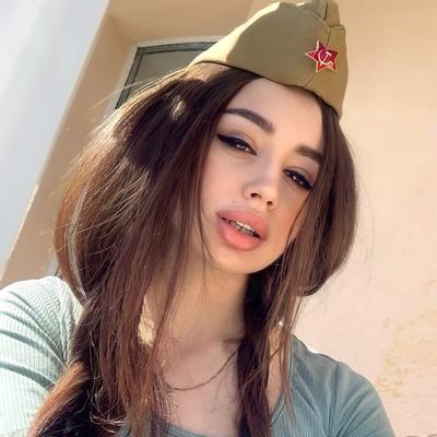 Регина Старикова, Москва