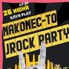 ПЕРЕНОС | NAKONEC-TO J-Rock Party | клуб PLAY