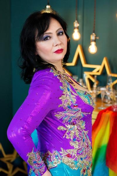 Эльмира Ахунджанова, Тюмень