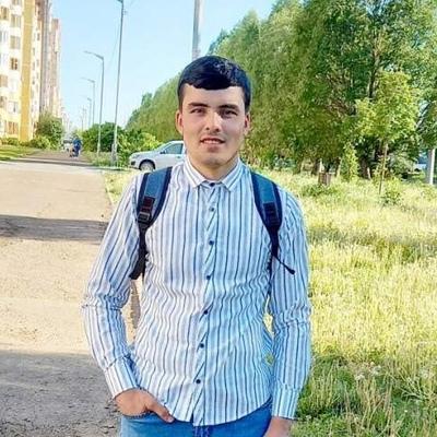 Чахон Рахимов