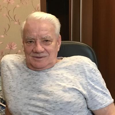 Виталий Козырев, Москва
