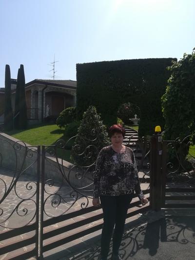 Татьяна Михеева, Milano