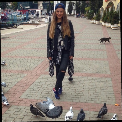 Елена Журавлева, Санкт-Петербург
