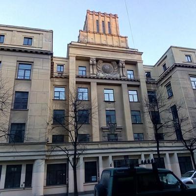 Financial-University Saint-Petersburg, Санкт-Петербург