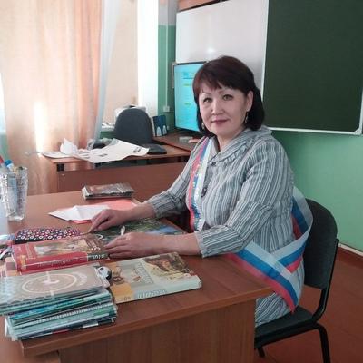Ирина Найданова, Чита (село)