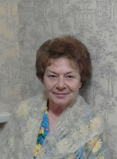 Вера Горюнова, Магнитогорск