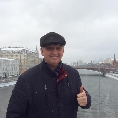 Олег Скобцов, Москва
