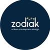 Zodiak | дизайн городской атмосферы