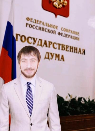 Бислан Салаватов, Грозный