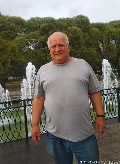 Аркадий Доброхотов, Санкт-Петербург