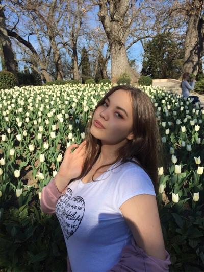 Олеся Борисова, Москва
