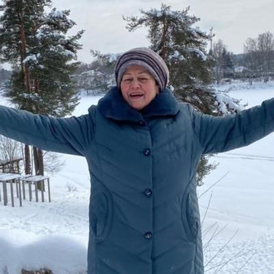 Тамара Никифорова, Выборг