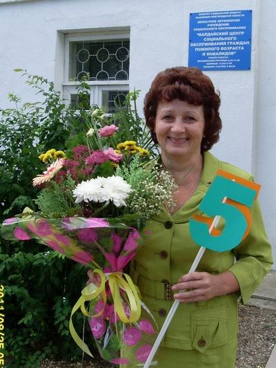 Антонина Родионова