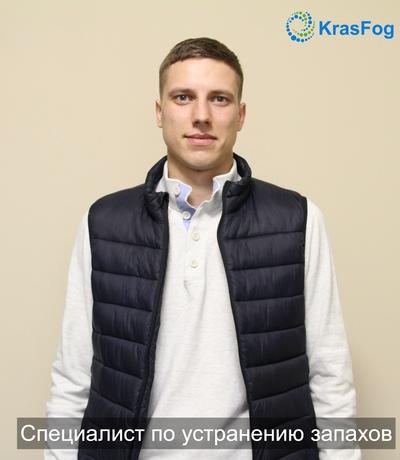 Владислав Журавлёв, Красноярск