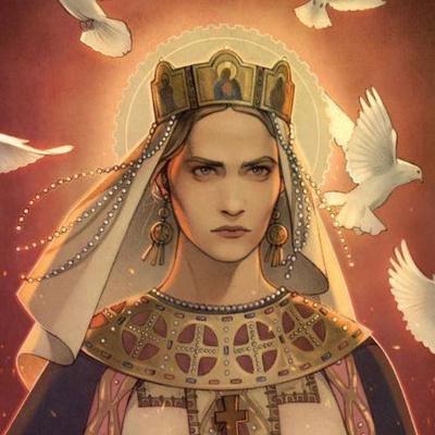 Княгиня Ольга, Псков