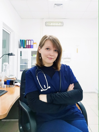 Марина Чашникова, Киров
