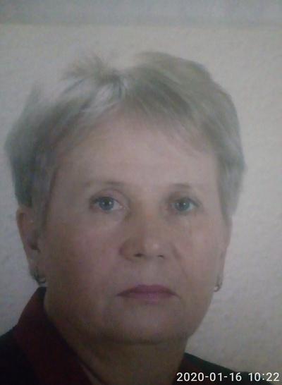 Шушакова Валентина