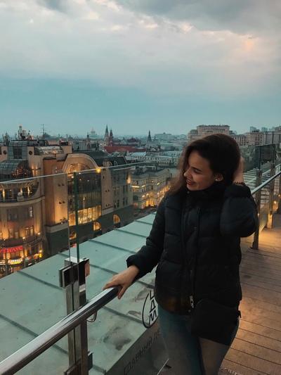 Арина Крылова, Москва