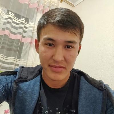 Данияр Анарбеков