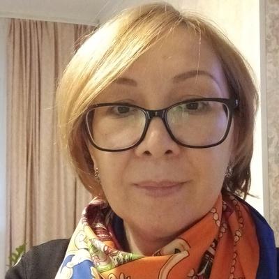 Жанар Галиева