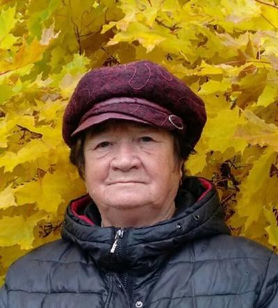 Алевтина Пономарёва