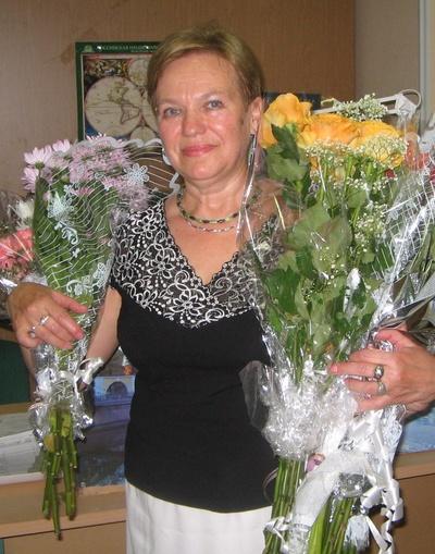 Марина Меринова, Санкт-Петербург