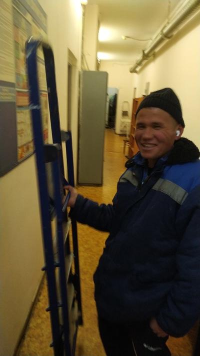 Asan Karimovich, Moscow