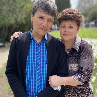Касиде Ибрагимова, Симферополь