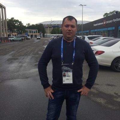 Dmitriy Burov, Raduzhny