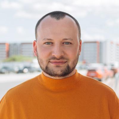 Станислав Давыдов, Санкт-Петербург