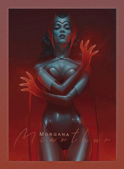 Morgana Mcarthur, Edinburgh