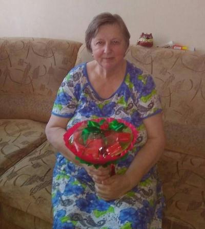 Галина Рыжкова-Марденгская