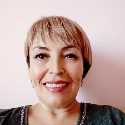 Янбика Ябыкова---Яркинбаева, Магнитогорск