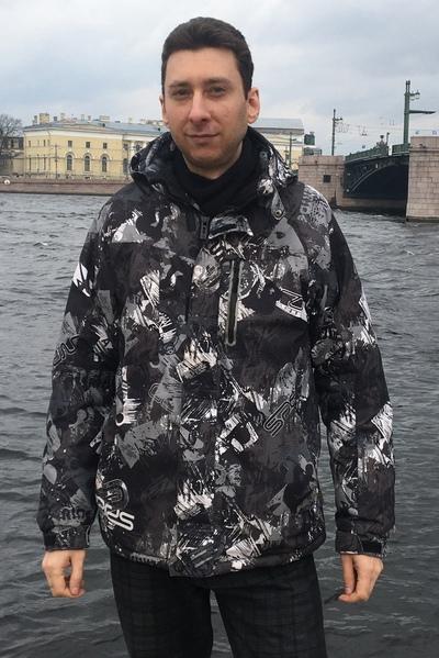 Василий Корниенко, Санкт-Петербург